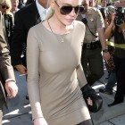 What to wear to court: Lindsay Lohan