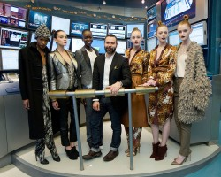 TRIBUNE STANDARD AT NY STOCK EXCHANGE CLOSING BELL TO END NYFW