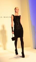 Joanna Mastroianni FW 2012 Mercedes Benz New York Fashion Week
