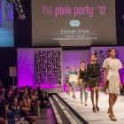 Michelle Pfeiffer hosts Pink Party '12