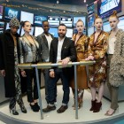 Mercedes Benz NYFW ends with ringing of the bell by designer of Tribune Standard